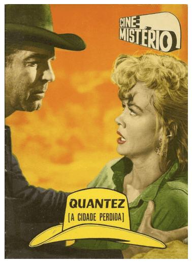 Quantez DVD Review Quantez 1957 50 Westerns From The 50s