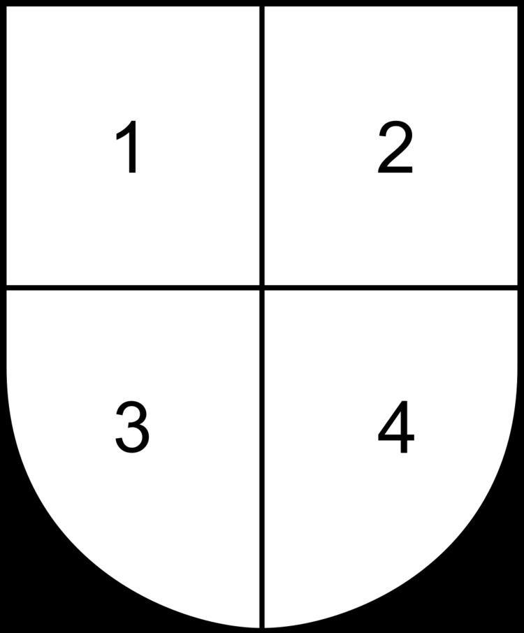Quartering (heraldry)