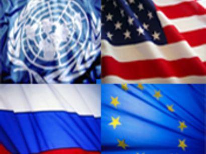 Quartet on the Middle East Middle East Quartet urges Israel PNA to resume direct talks