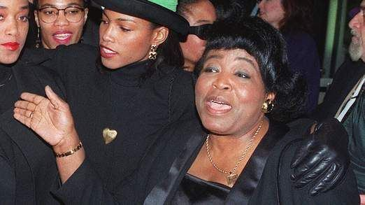 Qubilah Shabazz Daughter Malcolm X Betty Shabazz Qubilah Shabazz the second