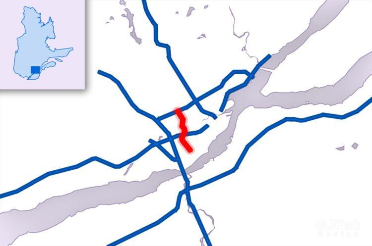 Quebec Autoroute 740
