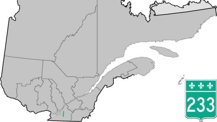 Quebec Route 233