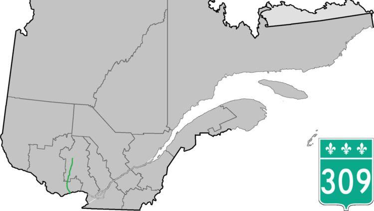 Quebec Route 309