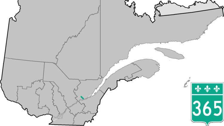 Quebec Route 365