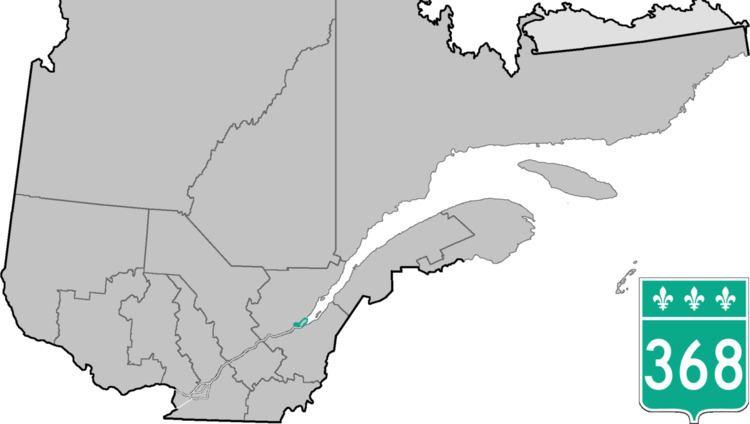 Quebec Route 368