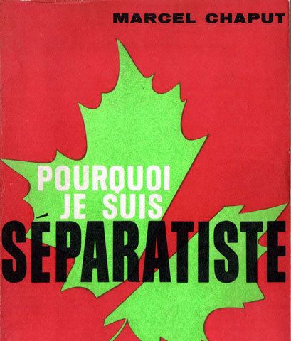 Quebec sovereignty movement The Emergence of the Sovereignty Movement INR The Beginning of a
