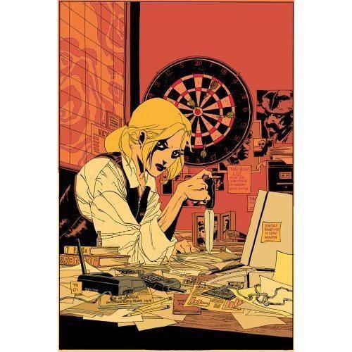 Queen & Country Greg Rucka39s quotQueen amp Countryquot To Get Film Adaptation Comic Vine