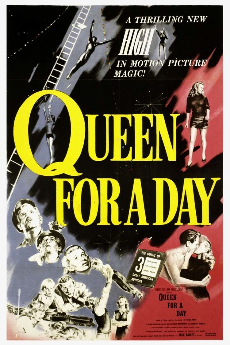 Queen for a Day (film) wwwgstaticcomtvthumbmovieposters37542p37542