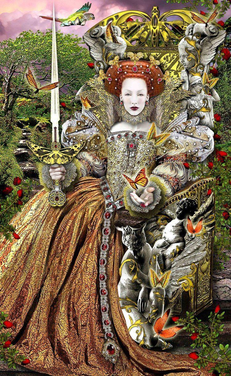Queen of Swords I Am the Queen of Swords Elizabeth Seer
