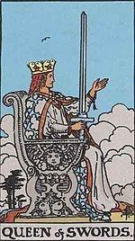 Queen of Swords httpsuploadwikimediaorgwikipediaenthumbd