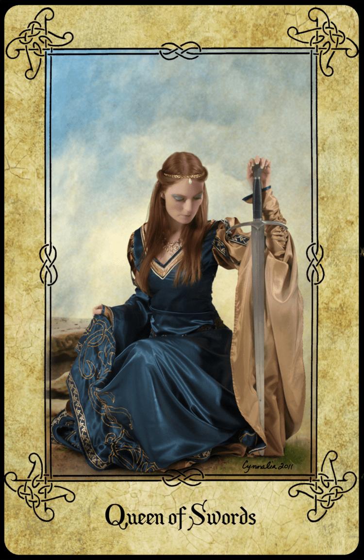 Queen of Swords Queen of Swords psychics4soul