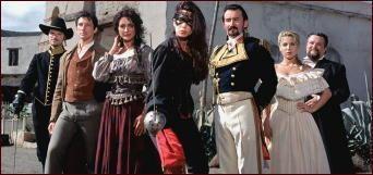 Queen of Swords (TV series) A TV Series Review by Michael Shonk QUEEN OF SWORDS 20002001