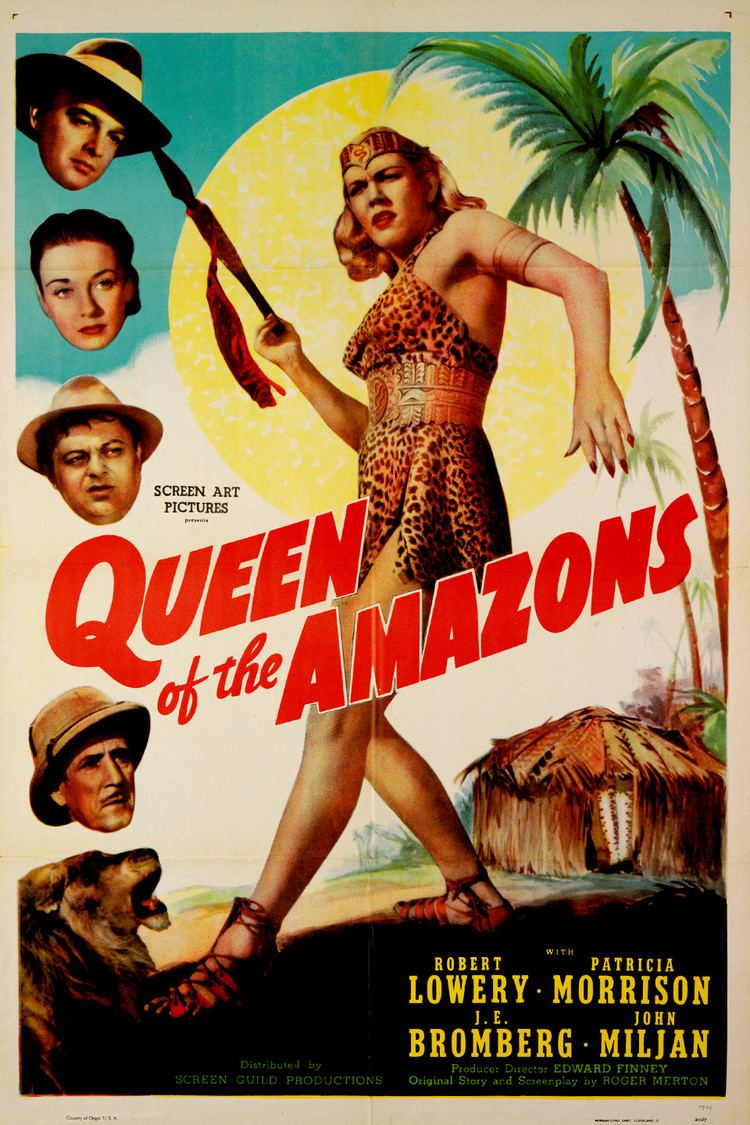 Queen of the Amazons wwwgstaticcomtvthumbmovieposters41105p41105