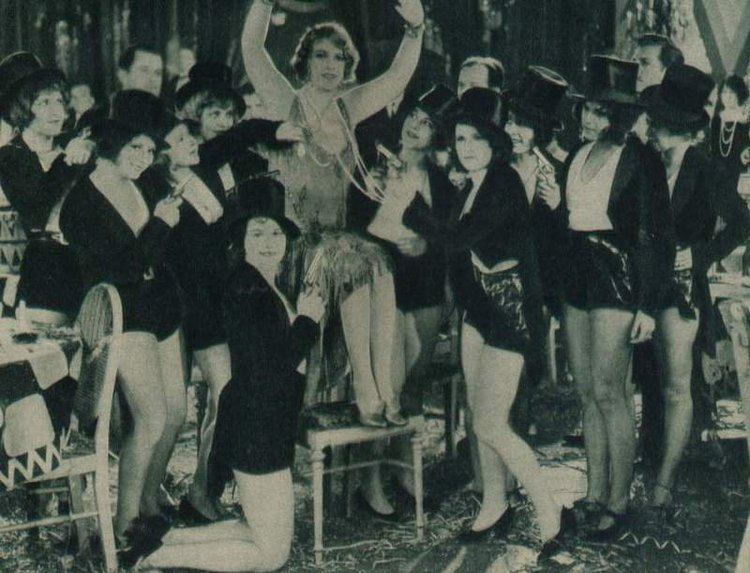Queen of the Night Clubs Trouble In Paradise Lost Films 3 Queen of the Night Clubs 1929