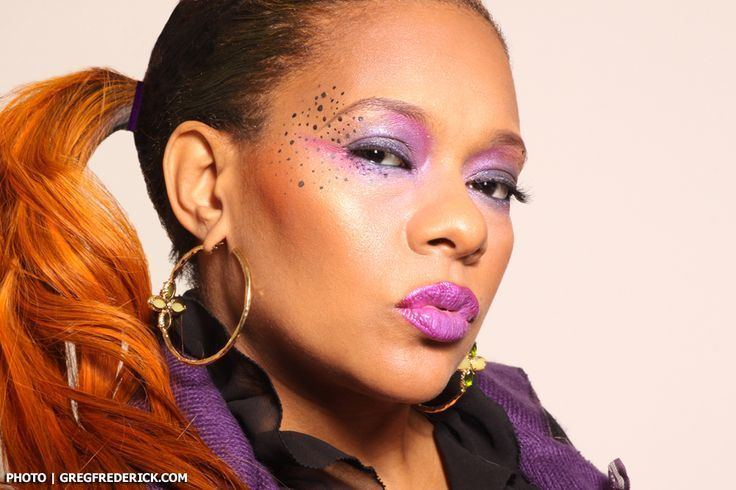 Queen Pen Lynise Walters better known by the stage name Queen Pen