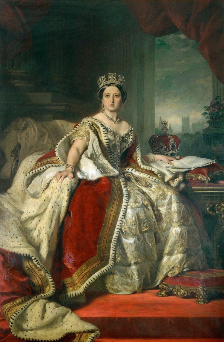 Queen Victoria httpsuploadwikimediaorgwikipediacommonsdd