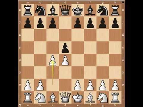 Queen's Gambit Chess Openings The Queen39s Gambit YouTube