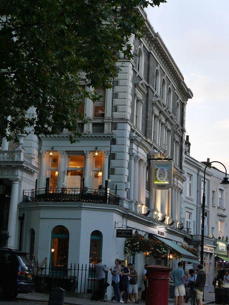Queen's Hotel, Primrose Hill