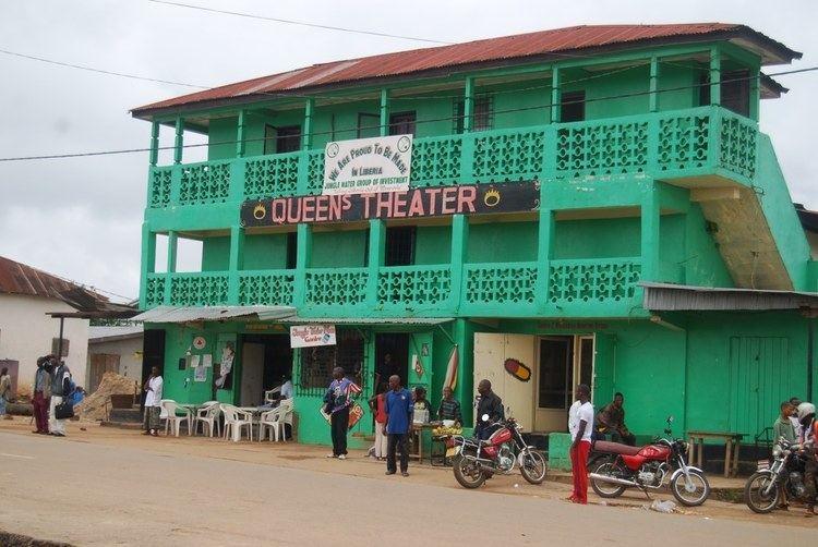 Queen's Theater (Liberia)