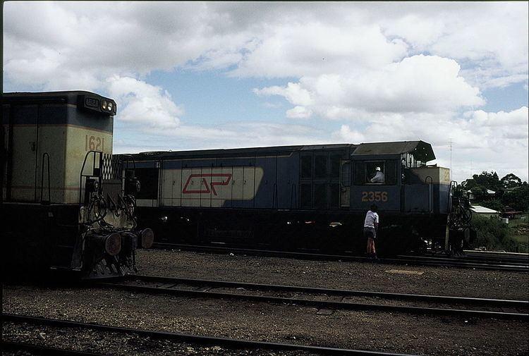 Queensland Railways 2350 class