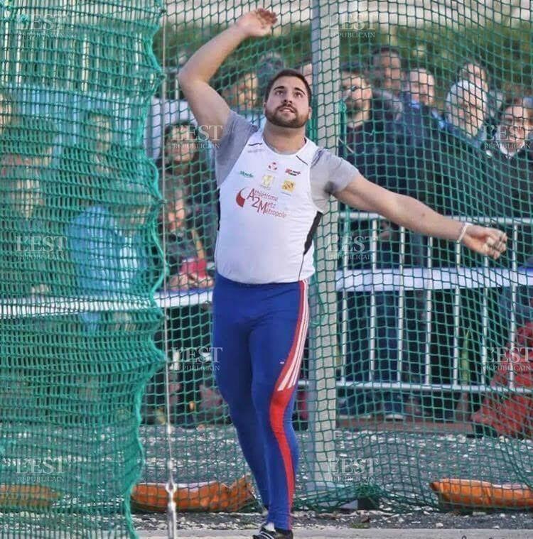 Quentin Bigot Sport lorrain Quentin Bigot la double peine