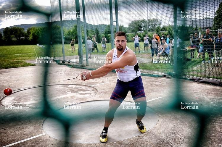 Quentin Bigot Sports Athltisme Quentin Bigot se redcouvre la Coupe dEurope