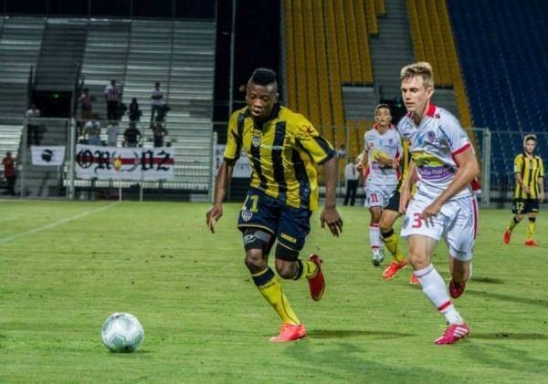 Quentin Ngakoutou Centrafrique Football Binationaux Quentin Ngakoutou