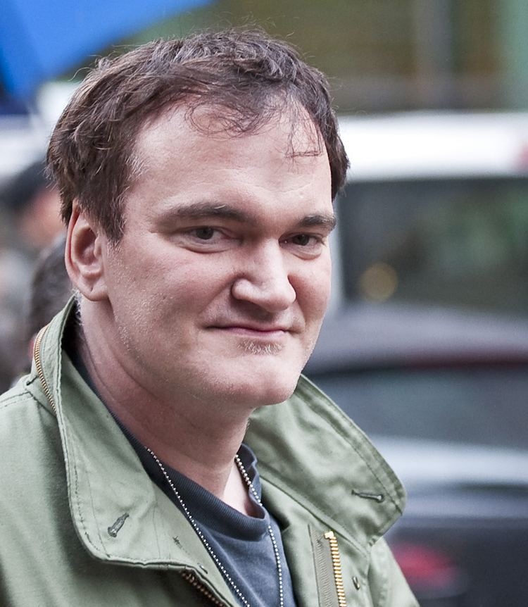 Quentin Tarantino Quentin Tarantino Wikipedia the free encyclopedia