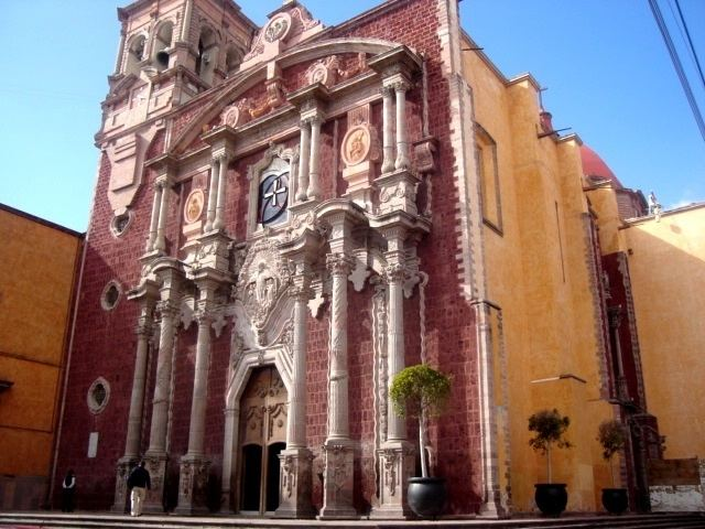 Queretaro in the past, History of Queretaro