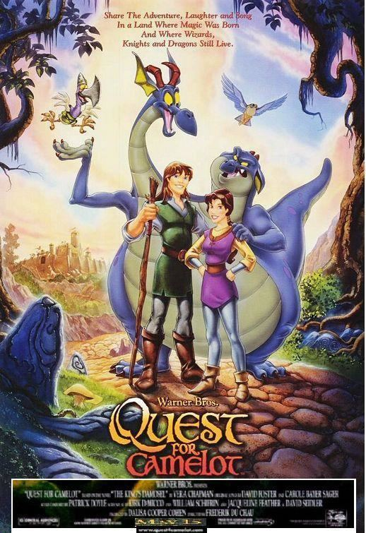 Quest for Camelot Quest for Camelot 1998 IMDb