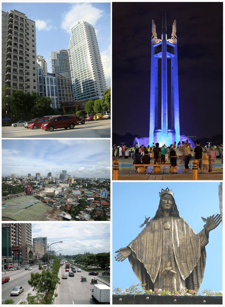 Quezon City in the past, History of Quezon City
