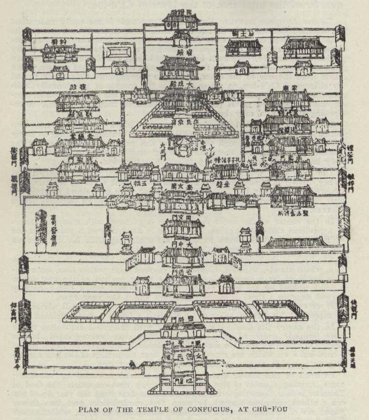 Qufu in the past, History of Qufu