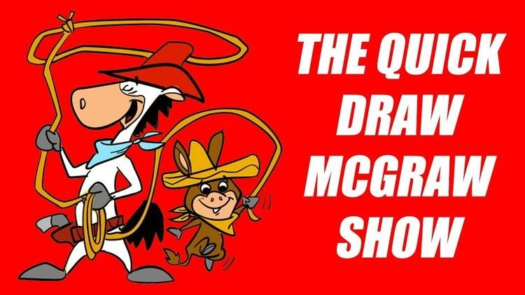 Quick Draw McGraw The Quick Draw McGraw Show 1959 Intro Opening Version 2