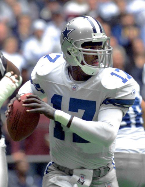 Quincy Carter Dallas Sport Talk Remember when the Cowboys didn39t
