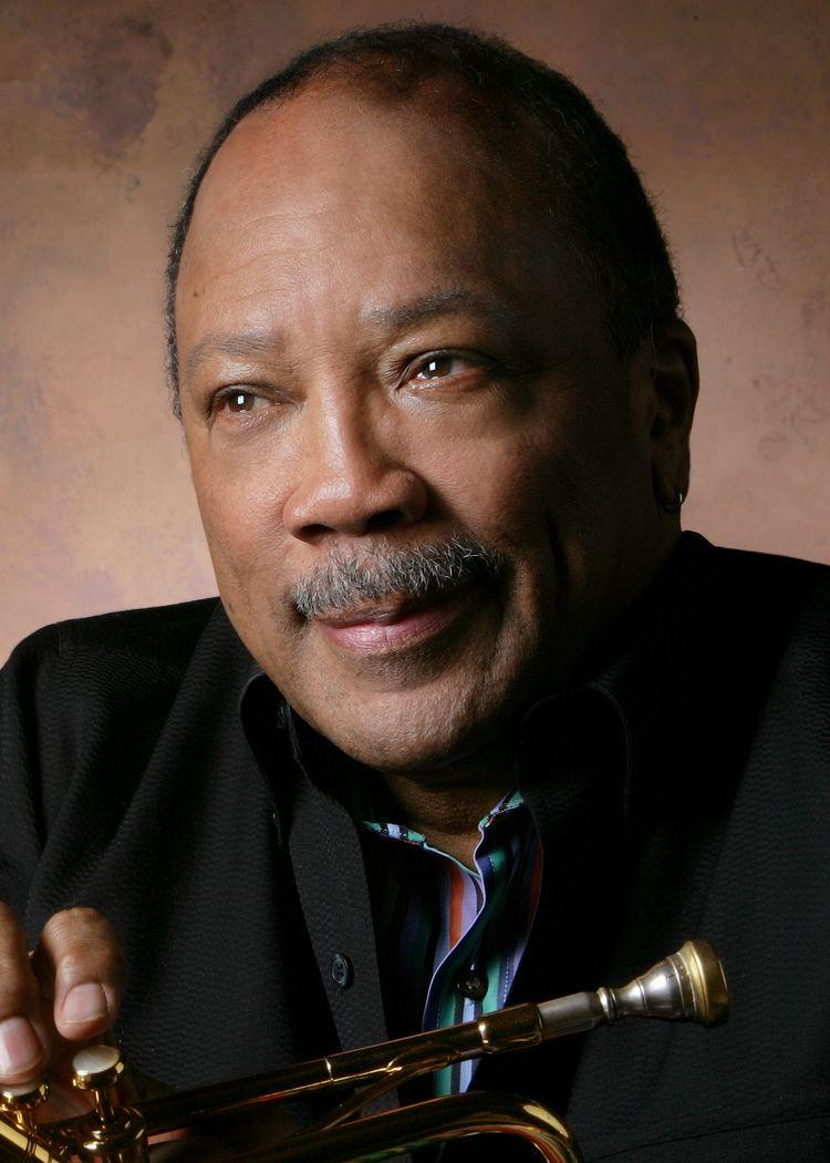 Quincy Jones VIDEO Quincy Jones Listen Up The Lives Of Quincy 1990
