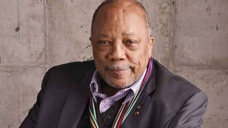 Quincy Jones Quincy Jones on Sinatra Mentorship and His New