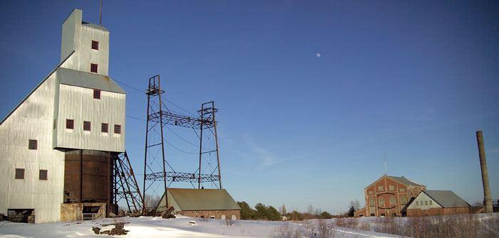 Quincy Mine