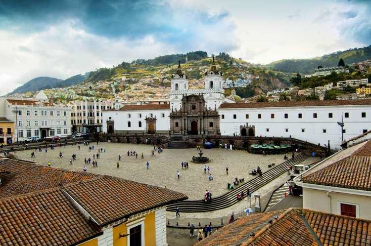 Quito in the past, History of Quito