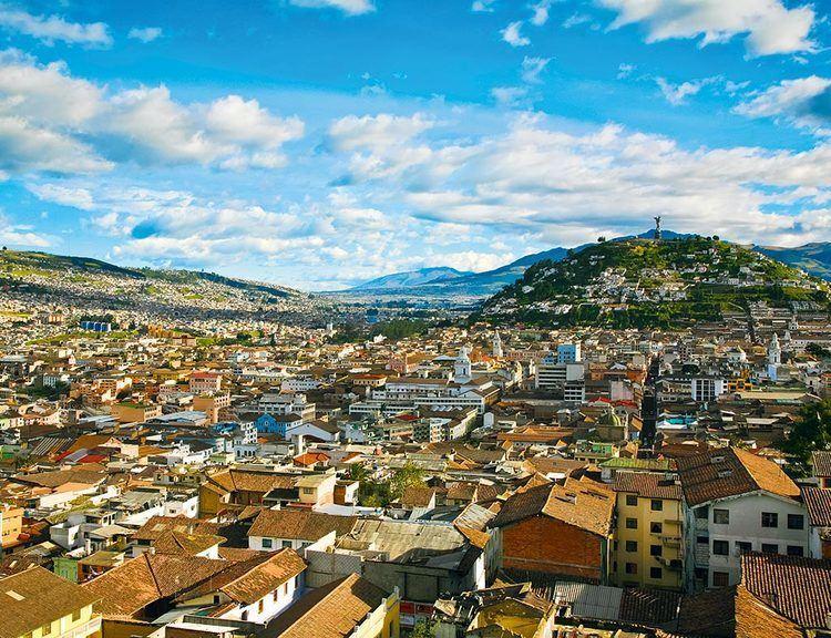Quito Beautiful Landscapes of Quito