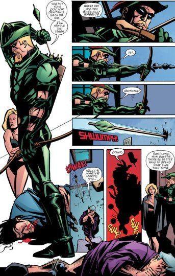 Quiver Comics Alchetron The Free Social Encyclopedia