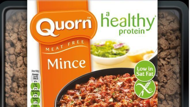 Quorn Quorn Foods meat substitute firm sold for 550m BBC News