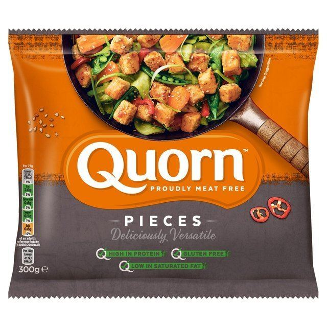 Quorn Morrisons Quorn Chicken Pieces 300gProduct Information