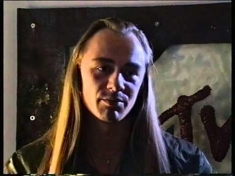 Quorthon Quorthon Interview on MTV Headbangers Ball DVD YouTube