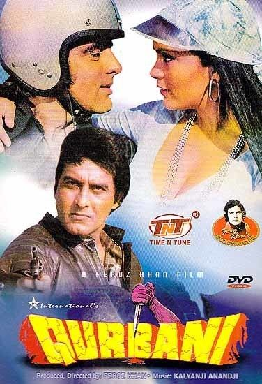 Watch Qurbani 1980 Hindi Movie DVDRip x264 Online Free TeAmBmK