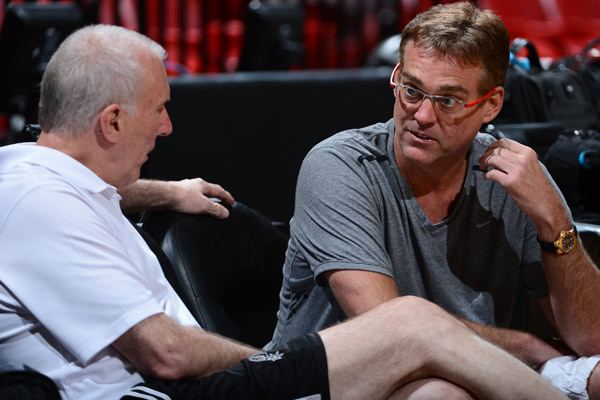 R. C. Buford Spurs GM RC Buford wins first NBA Executive of the Year