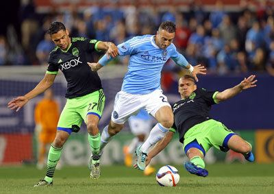 R. J. Allen New York City FC boosted by contributions of youngsters RJ