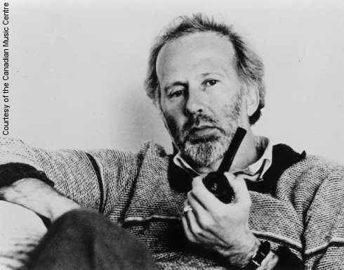 R. Murray Schafer A true renaissance man
