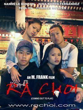 Ra Choi movie poster