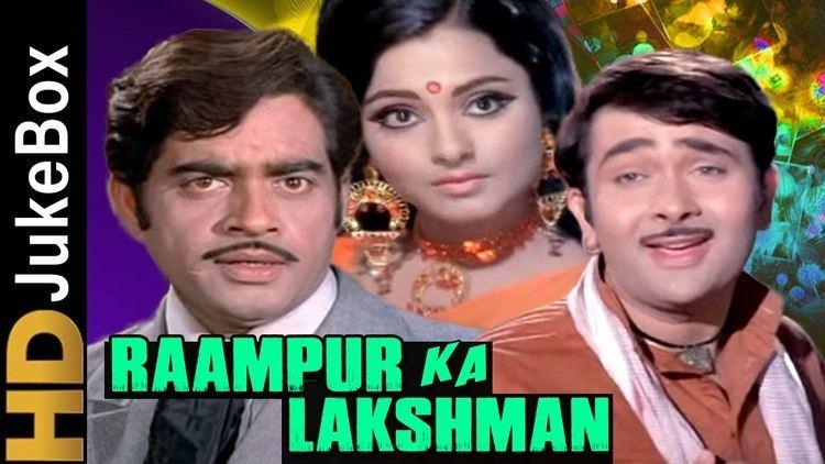 Raampur Ka Lakshman 1972 Full Video Songs Jukebox Randhir Kapoor