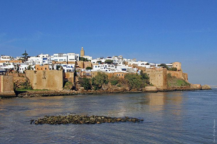 Rabat in the past, History of Rabat